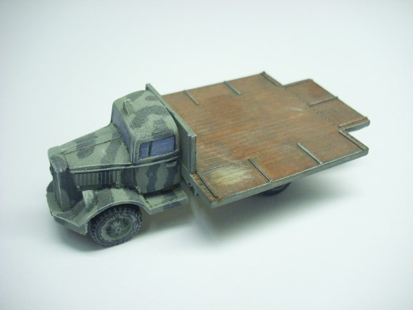 1:56  OPEL BLITZ TRUCK WITH SIDES DROPPED
