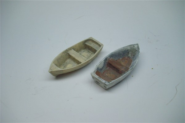 SMALL DINGHY X 2