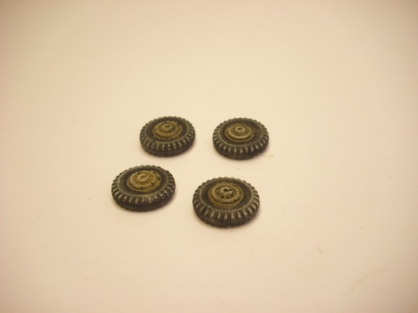 WHEELS FOR T17 STAGHOUND A/C
