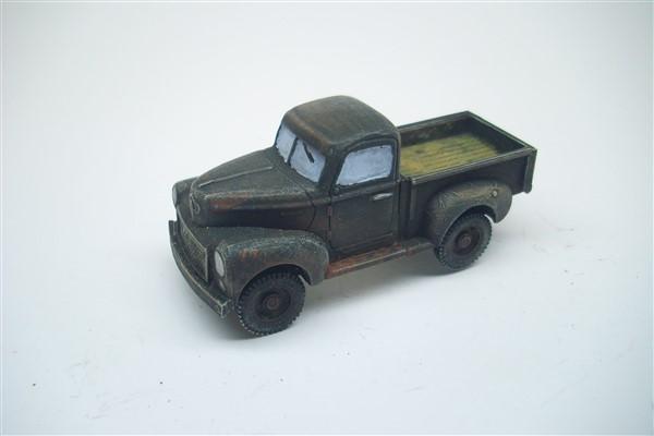 1:56  AMERICAN PICK UP TRUCK 1940'S PERIOD