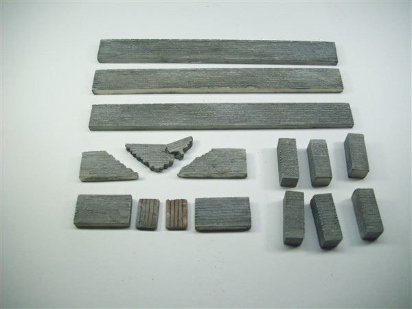 STONE WALL PACK 16pc