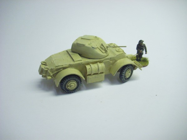 T17 STAGHOUND ARMOURED CAR