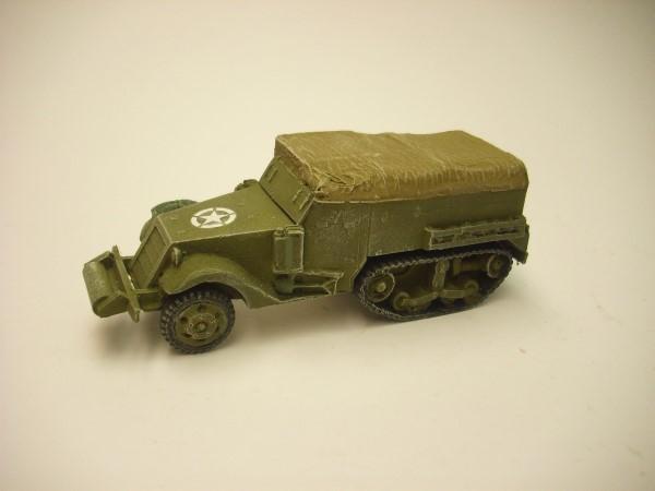 M2A1 HALF TRACK WITH TILT