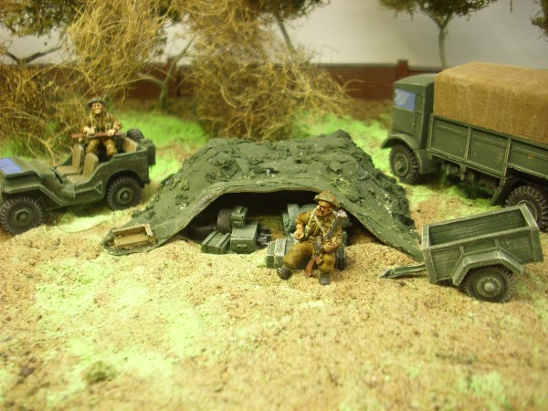 CAMMO NET COVERED AMMO BOXES