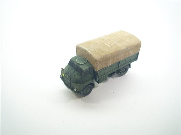 1:56  BEDFORD RL TRUCK  post WW2