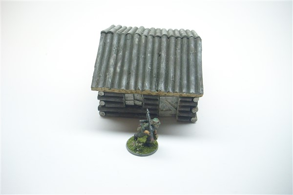 1:56  EASTERN FRONT LOG CABIN