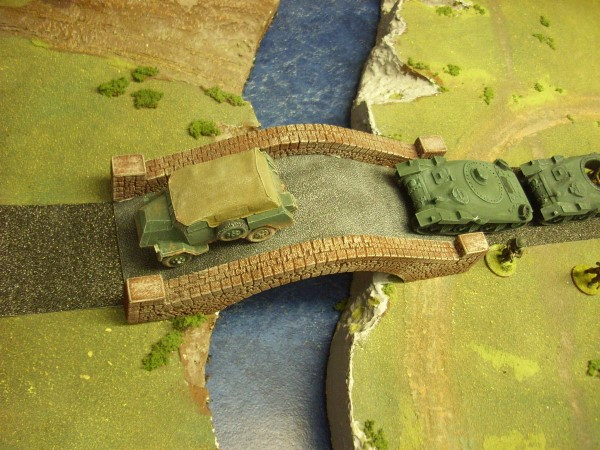 STONE BRIDGE SIDES (pair)