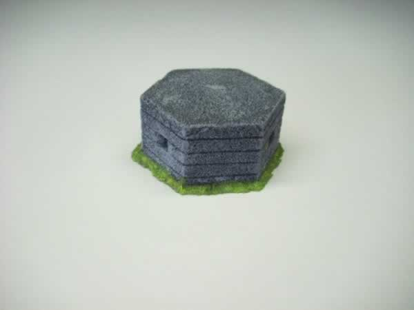 CONCRETE PILL BOX