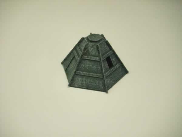 JAPANESE STEEL MG PILL BOX